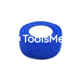 Bandaż kohezyjny 2,5cm x 450 cm niebieski