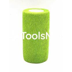 Bandaż kohezyjny 10cm x 450cm zielony