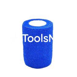 Bandaż kohezyjny 10cm x 450cm niebieski