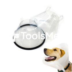Kołnierz ochronny dla psa z gumką 15 cm