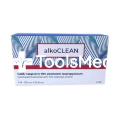 Gazik do dezynfekcji, ALKOCLEAN L-02