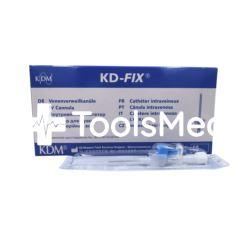 Wenflon KD-FIX 0,9x25mm G22 50szt