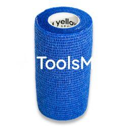 Bandaż kohezyjny 10cm x 4,5m niebieski