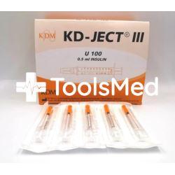 Strzykawka insul.KD-JECT III 0,5 ml