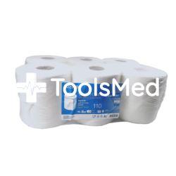 Ręcznik Velvet Prof. maxi 110 A6 biały